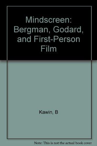 9780691013480: Mindscreen: Bergman, Godard, and First-Person Film