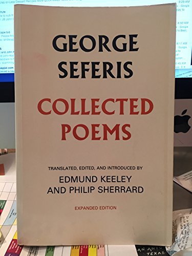 9780691013732: George Seferis: Collected Poems, Expanded Edition (English and Greek Edition)