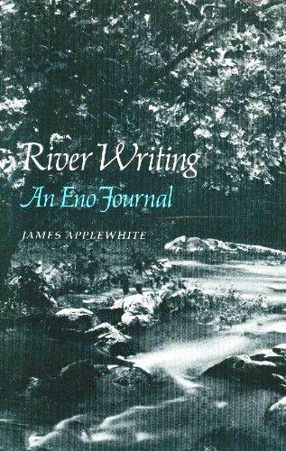 9780691014425: River Writing: An Eno Journal (Princeton Legacy Library)