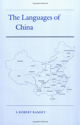 9780691014685: The Languages of China
