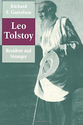 9780691014739: Leo Tolstoy: Resident and Stranger (Princeton Legacy Library)