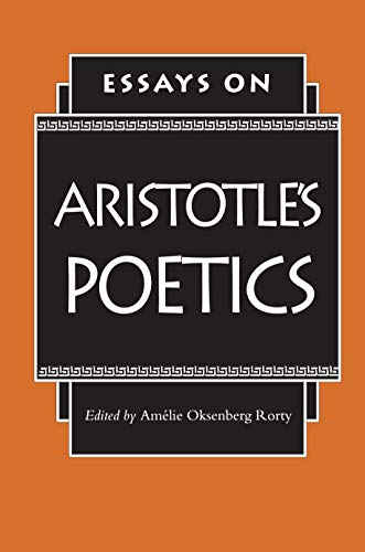 9780691014982: Essays on Aristotle's Poetics (Princeton Paperbacks)