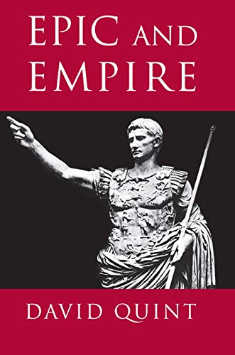 9780691015200: Epic and Empire: Politics and Generic Form from Virgil to Milton