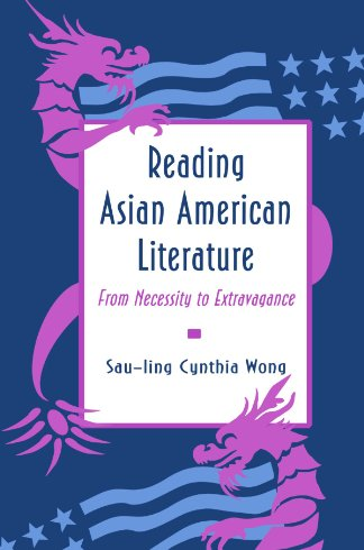 9780691015415: Reading Asian American Literature