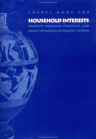Household Interests: Cox, Cheryl Anne