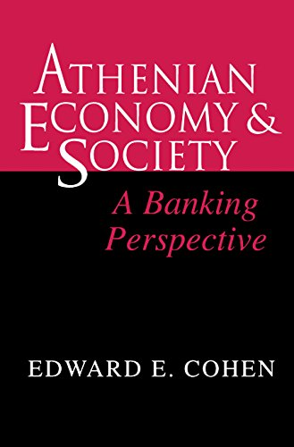 9780691015927: Athenian Economy and Society: A Banking Perspective