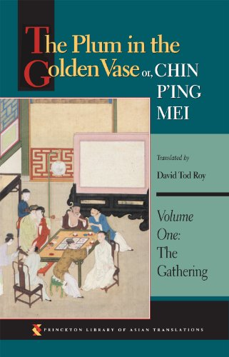 9780691016146: The Plum in the Golden Vase Or, Chin P'Ing Mei: The Gathering: 1