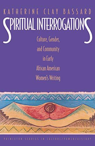 9780691016399: Spiritual Interrogations