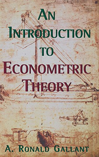 9780691016450: An Introduction to Econometric Theory - Measure-Theoretic Probability and Statistics with Applications to Economics