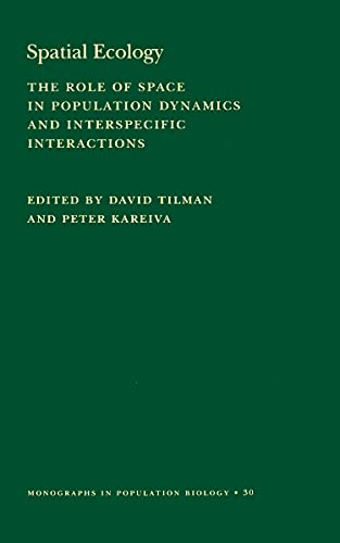 9780691016528: Spatial Ecology