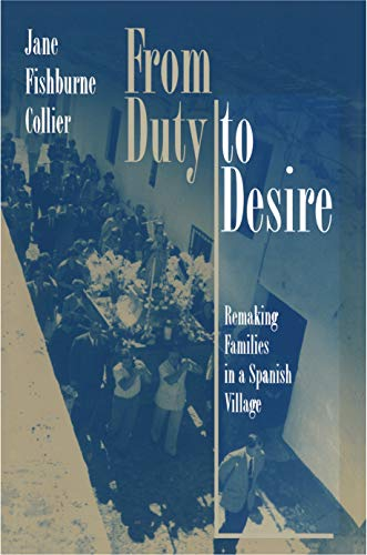 9780691016641: From Duty to Desire