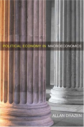 9780691016702: Political Economy in Macroeconomics