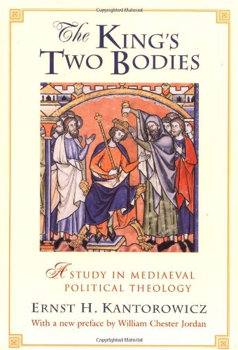 9780691017044: The King's Two Bodies: A Study in Mediaeval Political Theology