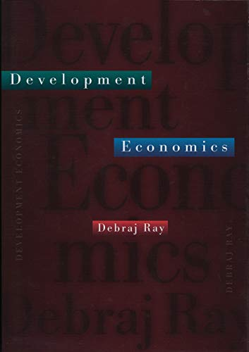 9780691017068: Development Economics