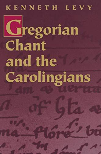 9780691017334: Gregorian Chant and the Carolingians