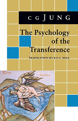 Jung: Psychology Of The Transference - Jung, C. G.; Jung, Carl Gustav; Hull, R. F. C. (trn)