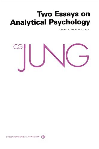 9780691017822: Collected Works of C.G. Jung, Volume 7: Two Essays in Analytical Psychology: Two Essays in Analytical Psychology v. 7