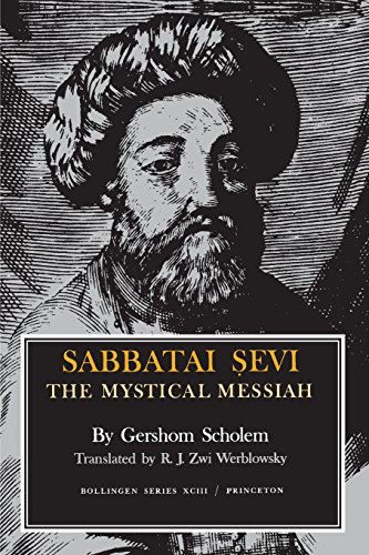 9780691018096: Sabbatai Sevi: The Mystical Messiah (Bollingen Series, No. 93)