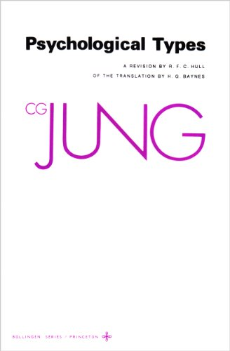 9780691018133: Psychological Types (The Collected Works of C. G. Jung, Vol. 6) (Bollingen Series XX)