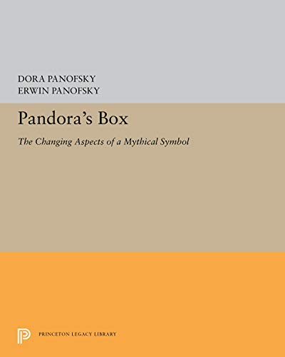 9780691018249: Pandora's Box: The Changing Aspects of a Mythical Symbol (Bollingen Series (General))