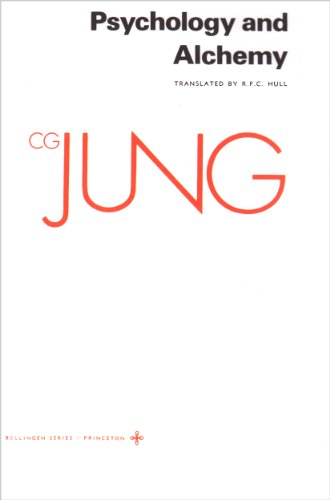 9780691018317: Psychology and Alchemy (Collected Works of C.G. Jung Vol.12)