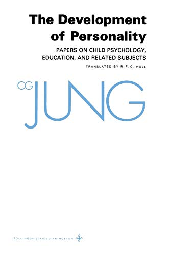 9780691018386: The Development of Personality (Collected Works of C.G. Jung Vol.17)