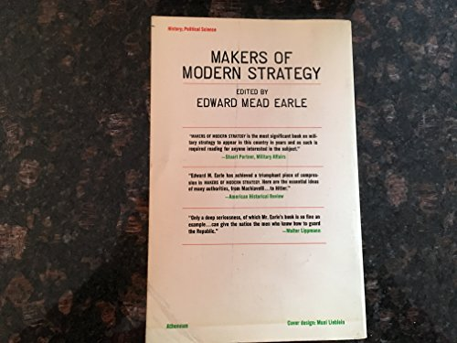 9780691018539: Makers of Modern Strategy: Military Thought from Machiavelli to Hitler