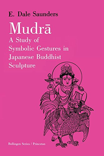 Mudra: A Study of Symbolic Gestures in Japanese Buddhist Sculpture (Paperback) - Ernest Dale Saunders