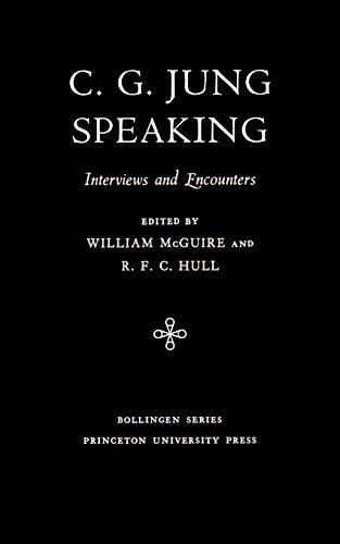 9780691018713: C.G. Jung Speaking