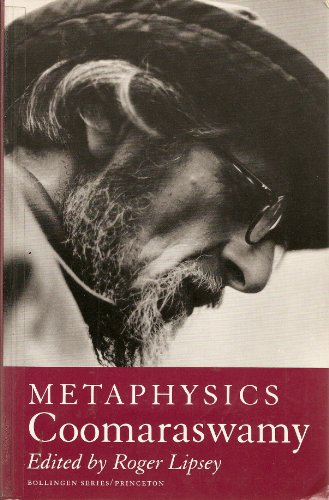 9780691018737: Coomaraswamy, Volume 2: Selected Papers: Metaphysics (v. 2)