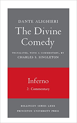 9780691018959: The Divine Comedy: The Inferno/Commentary