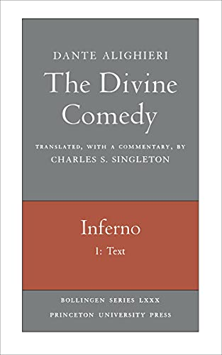 9780691018966: The Divine Comedy: Inferno: 001
