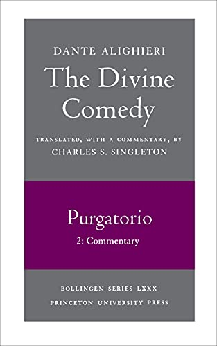 The Divine Comedy, II: Purgatorio. Part 2: Dante Alighieri; Charles