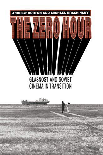 The Zero Hour - Brashinsky, Michael,Horton, Andrew