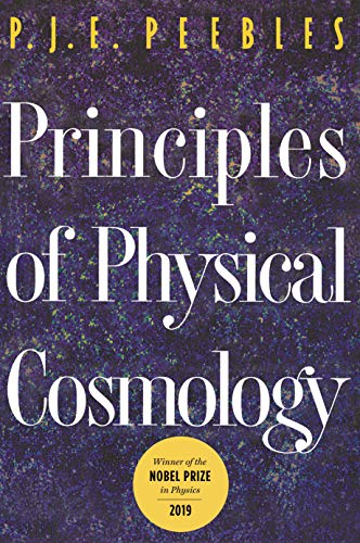 9780691019338: Principles of Physical Cosmology (Princeton Series in Physics)