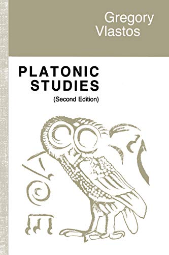 9780691019352: Platonic Studies