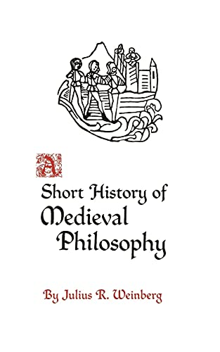 9780691019567: A Short History of Medieval Philosophy