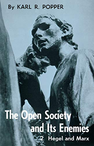 9780691019727: The Open Society and Its Enemies, Vol. 2: Hegel, Marx, and the Aftermath