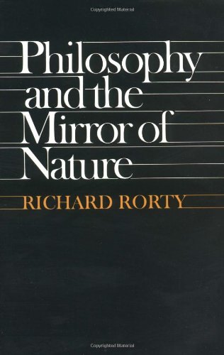 9780691020167: Philosophy and the Mirror of Nature