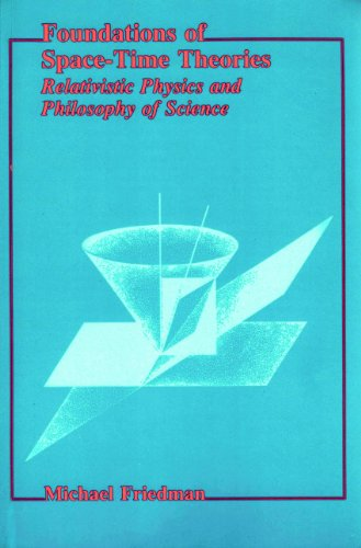 9780691020396: Foundations of Space-Time Theories: Relativistic Physics and Philosophy of Science (Princeton Legacy Library)