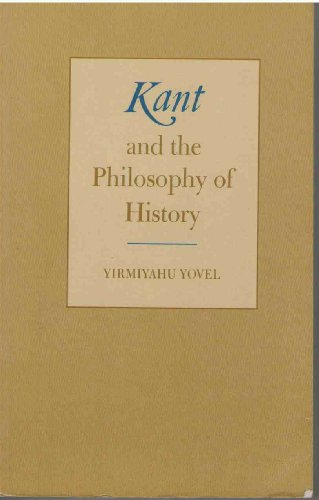 9780691020563: Kant and the Philosophy of History