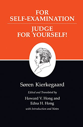 Kierkegaard s Writings, XXI, Volume 21: For: Sören Kierkegaard
