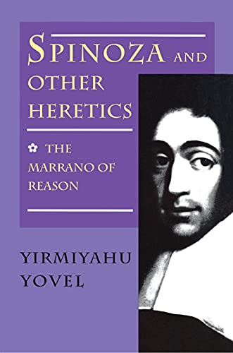 9780691020785: Spinoza and Other Heretics: The Marrano of Reason: 001