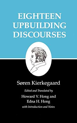9780691020877: Eighteen Upbuilding Discourses : Kierkegaard's Writings, Vol. 5