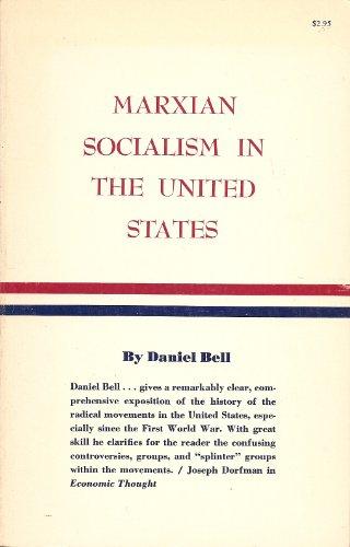 9780691021553: Marxian Socialism in the U.S. (Princeton Studies in American Civilization)