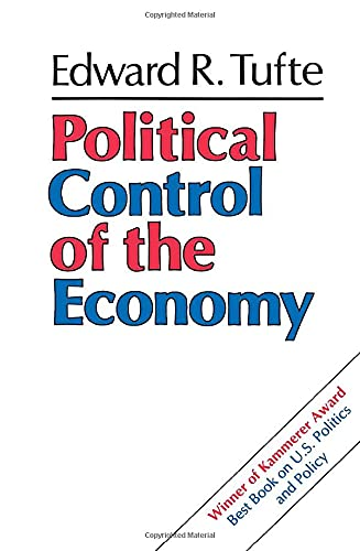 9780691021805: Political Control of the Economy