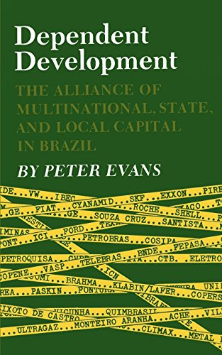 9780691021850: Dependent Development: The Alliance of Multinational, State, and Local Capital in Brazil
