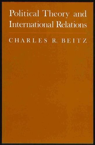 9780691021928: Political Theory and International Relations
