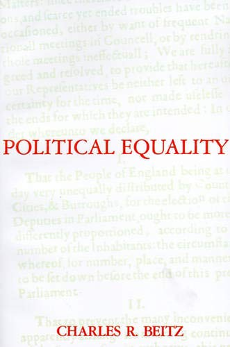 A Summer Vacation Essay Political Equality An Essay In Democratic Theory Charles R Beitz Organizational Change Essay also Essays On Leadership Styles Beitz Charles  Political Equality Essay Democratic Theory  Abebooks Www Essay Writing