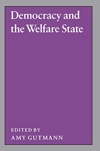 9780691022758: Democracy and the Welfare State